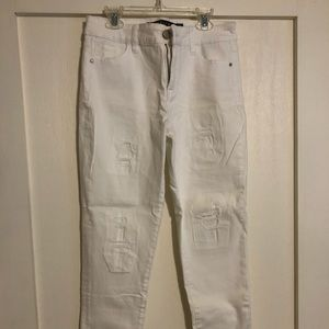 Never worn before White jeans!